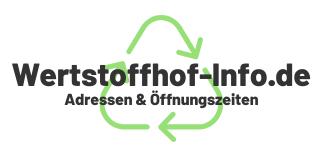Wertstoffhof-Info