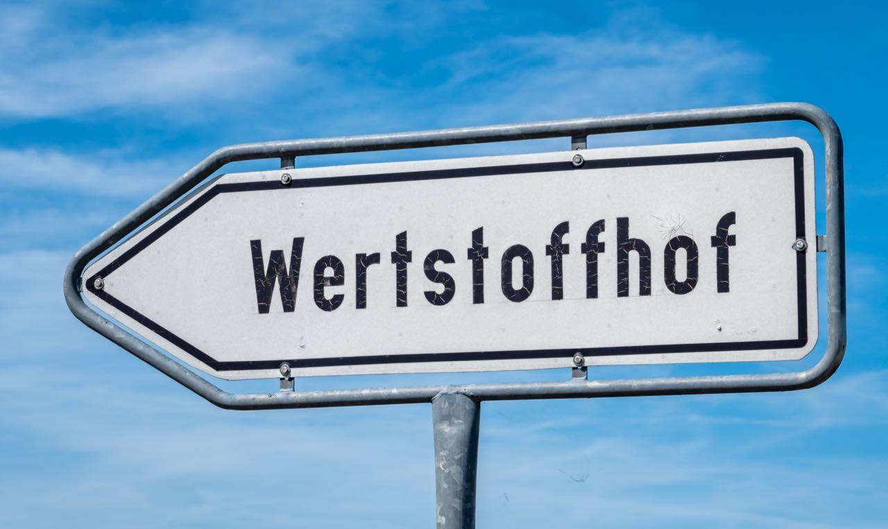 Wertstoffhof Recyclinghof